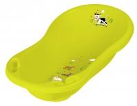 Keeeper Dětská vanička Funny Farm 84cm - zelená