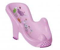 Keeeper Lehátko ke koupání Hippo - fialová