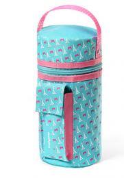 BabyOno Cestovní ohřívač do auta - tyrkysovo/růžový