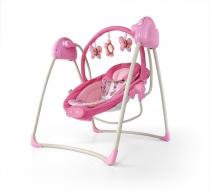 Houpačka 2v1 Milly Mally - Sweet Dreams - pink