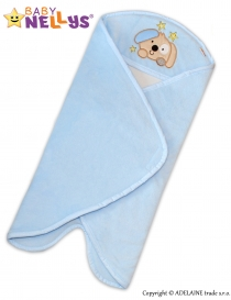 Zavinovací deka do autosedačky Baby Nellys®…