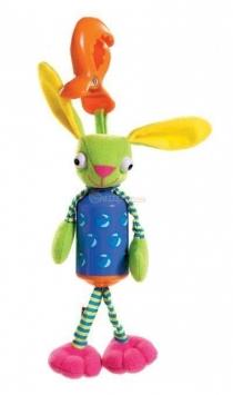 Závěsná hračka TINY LOVE Zvoneček králiček Bunny