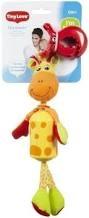 Závěsná hračka TINY LOVE Zvoneček žirafka