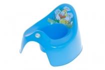 Hrající nočník KAČENKA - barva modrá