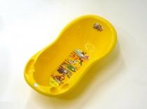 Vanička Tega Baby - SAFARI 86 cm - malá , žlutá