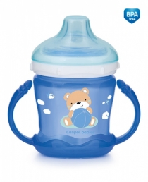 Hrneček Canpol Babies Sweet Fun - modrý