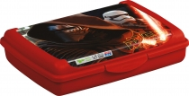 Svačinkový box Star Wars 0,5 l  - červený