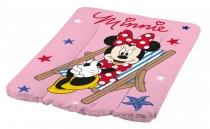 Přebalovací podložka Minnie - růžová