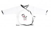 Novorozenecká košilka Mamatti - Zebra v ZOO
