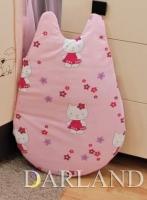 Spací vak  - Kočičky v růžové