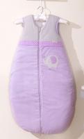 Spací vak SLON - fialový
