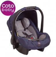 Autosedačka 0 - 13kg Coto Baby Latina - tm. modrá