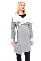 Těhotenský kabátek Be MaaMaa - ELSA