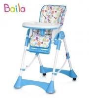 Jídelní stoleček BAILA - ocean blue