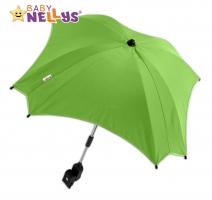Slunečník, deštník  do kočárku Baby Nellys ® - zelený