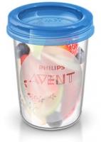 VIA pohárky s víčky Avent - 240 ml