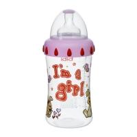 Bibi Široko hrdlá láhev I´m a girl 350 ml