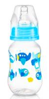 Antikoliková lahvička standart Baby Ono - modrá