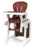 Jídelní stoleček hnědý