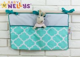 Praktický kapsář na postýlku Baby Nellys ® - č. 14