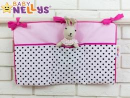 Praktický kapsář na postýlku Baby Nellys ® - č. 18