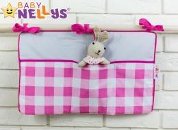 Praktický kapsář na postýlku Baby Nellys ® - č. 20