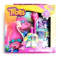 Zápisník/památník kreativní Trollové - Trolls