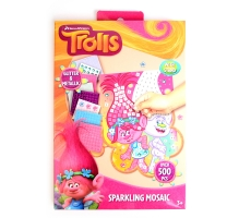 Mozaika kreativní Trollové - Trolls