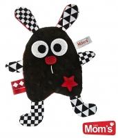 Edukační hračka Hencz SKŘÍTEK - MINKY - černý