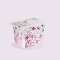 Plastový box Ornament - 20,5l