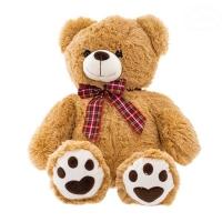 Plyšový medvídek 38cm - sv. hnědý