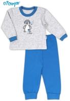 Bavlněné pyžamko NICOL TUČŇÁK