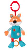Závěsná plyšová hračka s melodií Baby Ono - Lišák Frank