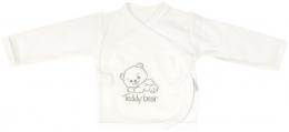 Košilka Mamatti Baby Bear TEDDY- zapínání bokem
