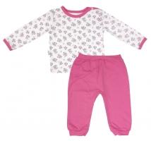 Bavlněné pyžamko Mamatti KOALA