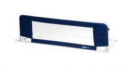 Bezpečnostní zábrana na postel MOON - granátová