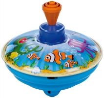 Káča hrající - mořský svět, 13 cm