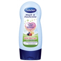 Bübchen mycí a sprchový gel Lesní plody - 230ml