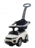 Jezdítko,odstrkovadlo, odrážedlo SPORT CAR -  bílé