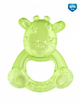 Canpol babies Kousátko vodní Žirafka - zelená