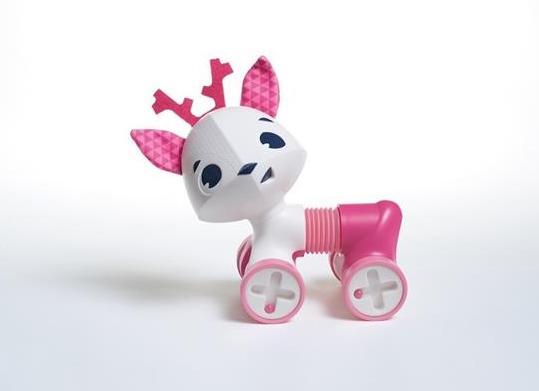 Tiny Love Interaktivní hračka 18 cm, Srnka Florence