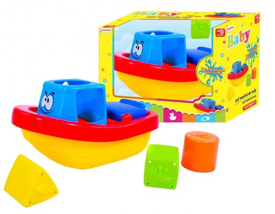 Vkládačka loď do vody