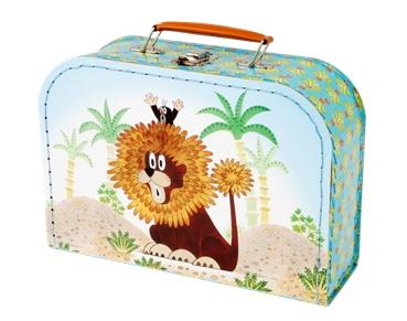 Kufr Krtek a lev, malý