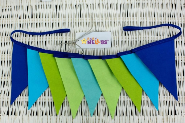Ozdobná girlanda Baby Nellys ®- č. 09