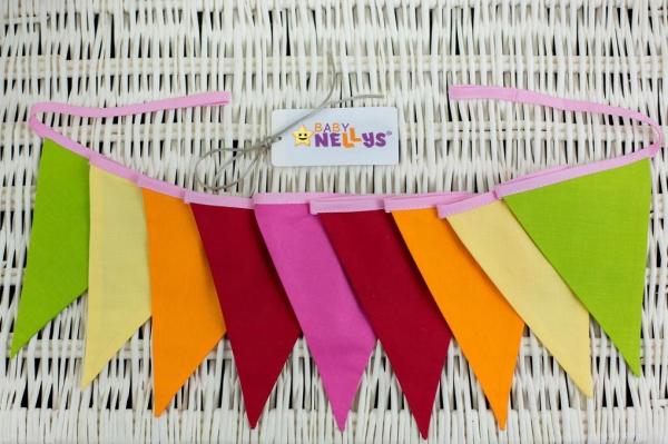 Ozdobná girlanda Baby Nellys ®- č. 11