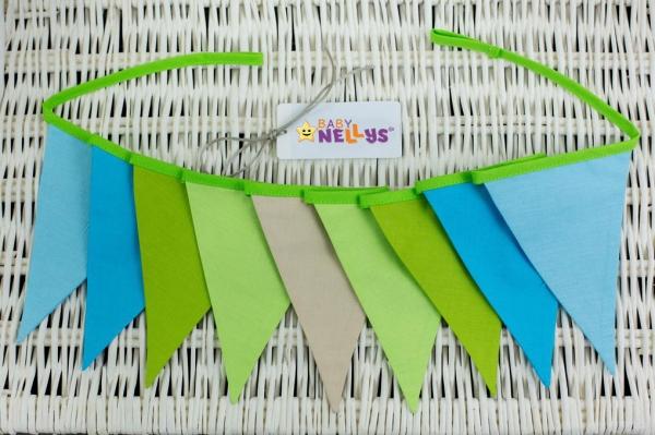 Ozdobná girlanda Baby Nellys ®- č. 12