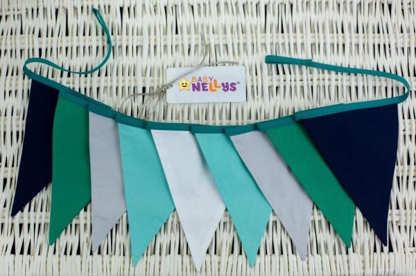 Ozdobná girlanda Baby Nellys ®- č. 14