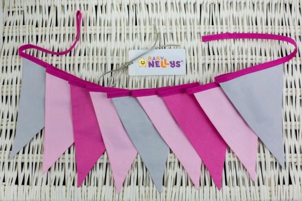 Ozdobná girlanda Baby Nellys ®- č. 20