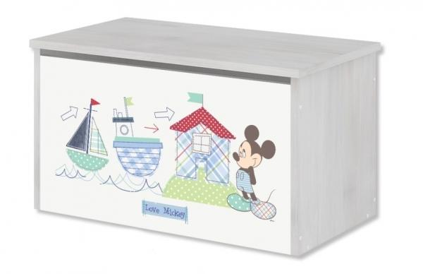 BabyBoo Box na hračky, truhla Disney - Mickey, D19