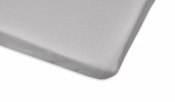 Mamo Tato Bavlněné prostěradlo 60x120cm - šedá
